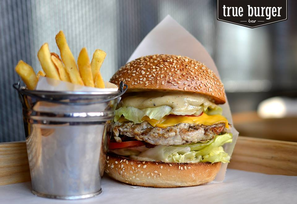 True burger. True grit