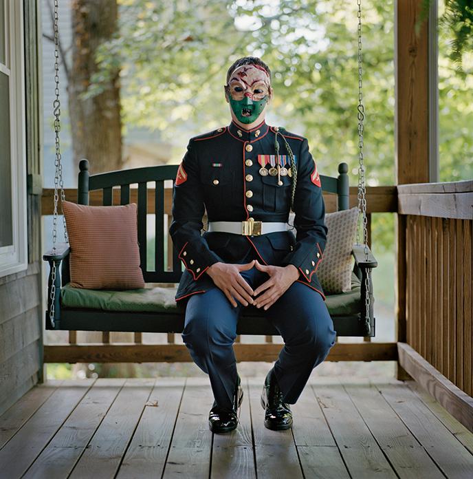 Американські солдати лікують ПТСР мистецтвом