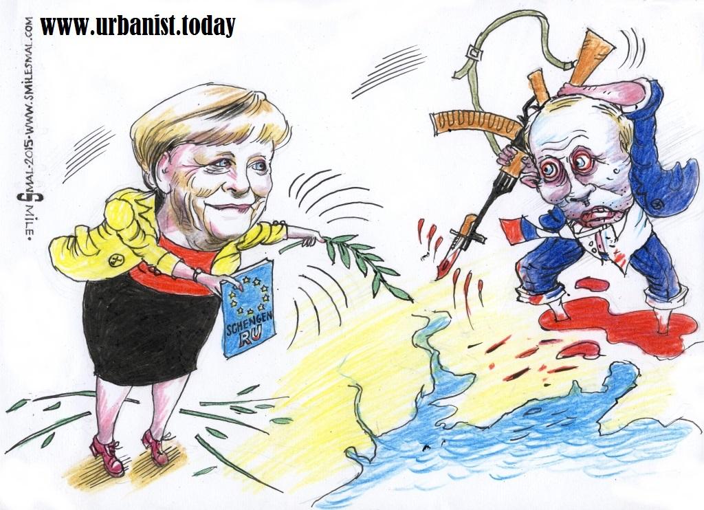 Останній гешефт Меркель