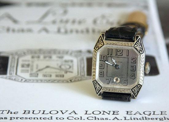 Модель Lone Eagle фірми Bulova