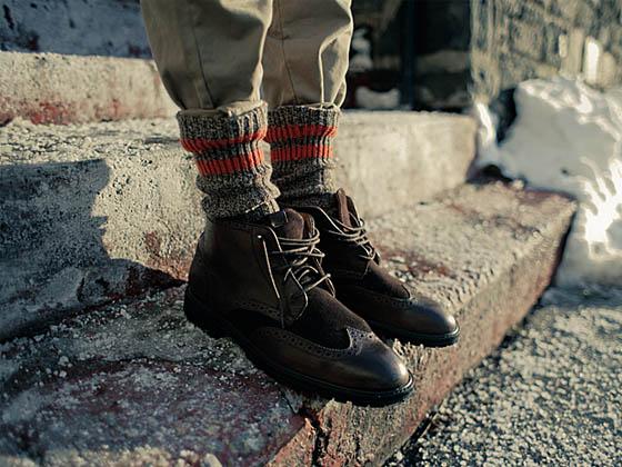 Заправляти штани в шкарпетки - трошки радикально, але майте сміливість!