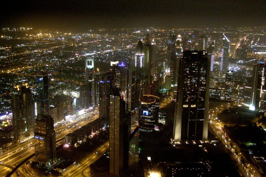 Дубайські вогні