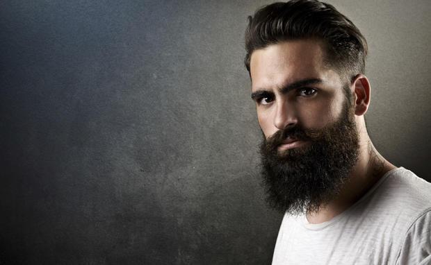 Тільки борода, тільки хардкор