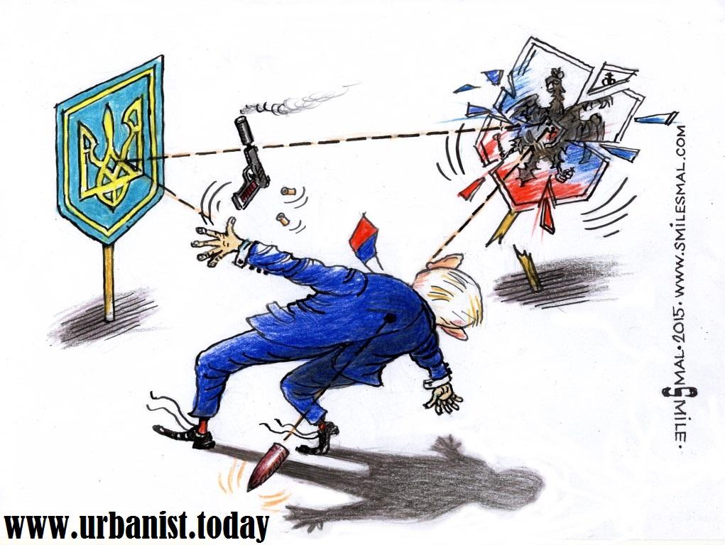 Putin rykoshet